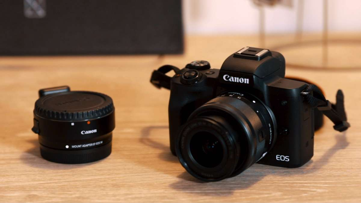 Review: Canon EOS M50 Mirrorless Camera - Rocky Mountain